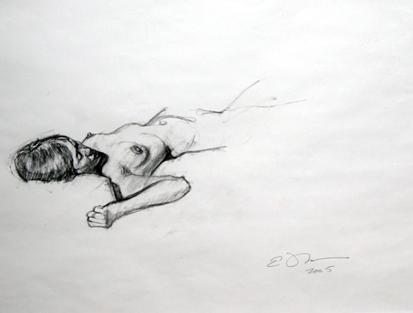 Drawing by Ed Musante