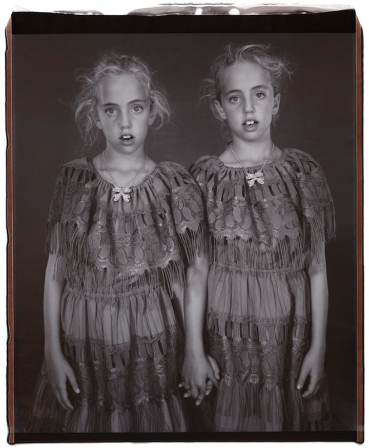 Heather and Kelsey Dietrick, Twinsburg, Ohio 2002
