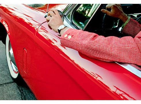 Bob's Red Car