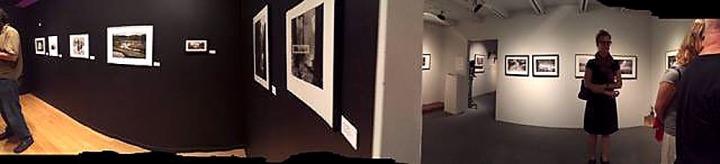 BC Space reception - Photographs Exchange Exhibition_3