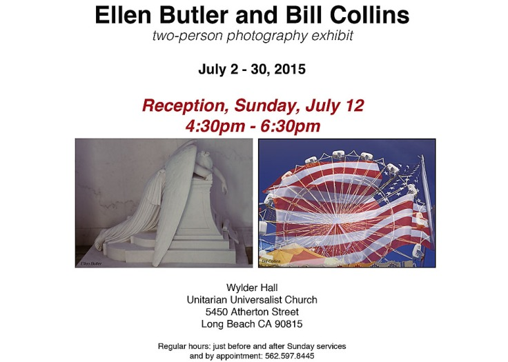 Ellen Butler - Bill Collins Exhibition 07-2015