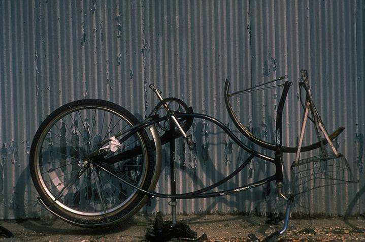 Montich_Upsidedown_Bike