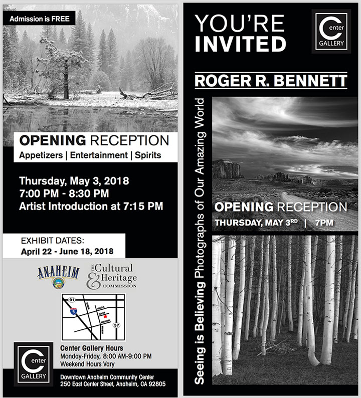Roger_Bennett_at_Center_Gallery_announcement