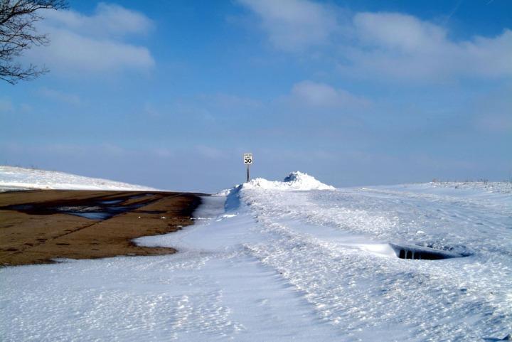 Jan_Brueckner - Prairie Winter